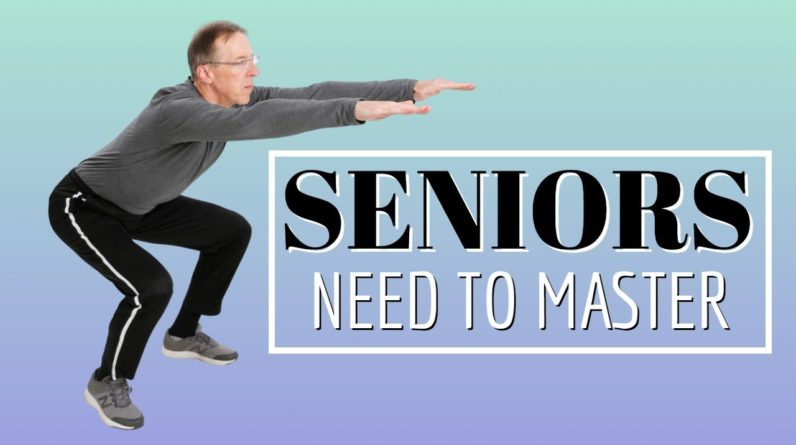 Most Important Exercise For Seniors to Master