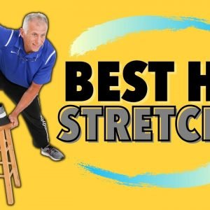 Best Hip Stretches While Standing (2 Minutes) + Giveaway!