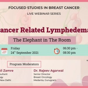 Breast Cancer Related Lymphedema (BCRL) IACT