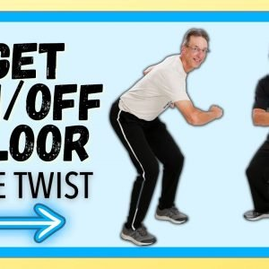 How To Get On/Off The Floor (The Bob & Brad TWIST)