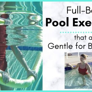 Pool Exercises For Beginners: Lymphedema Exercises