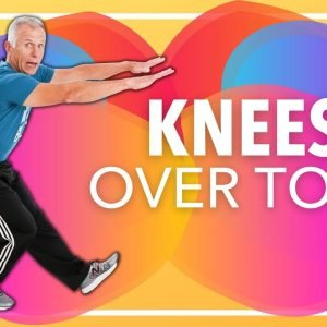 """The """"Knees Over Toes"""" Approach For Fixing Knee Pain"""