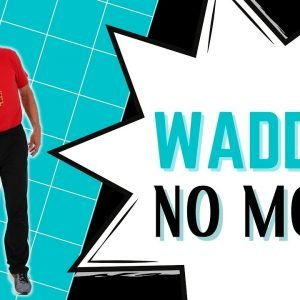 Do You Waddle Side to Side when walking? (Trendelenburg gait)  How to FIX!! UPDATED